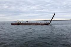 Flat top pontoon SPIRIT